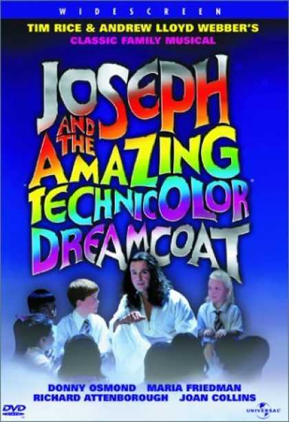 Bestselling Movies (2006) - Joseph and the Amazing Technicolor Dreamcoat by David Mallet