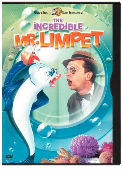 Bestselling Movies (2006) - The Incredible Mr. Limpet by Arthur Lubin