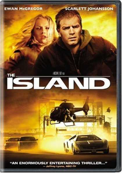 Bestselling Movies (2006) - The Island by Michael Bay