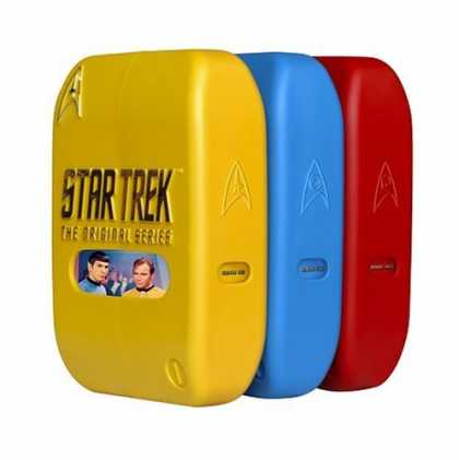 Bestselling Movies (2006) - Star Trek The Original Series - The Complete Seasons 1-3