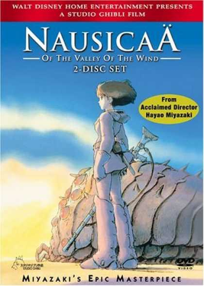 Bestselling Movies (2006) - Nausicaä of the Valley of the Wind by Hayao Miyazaki