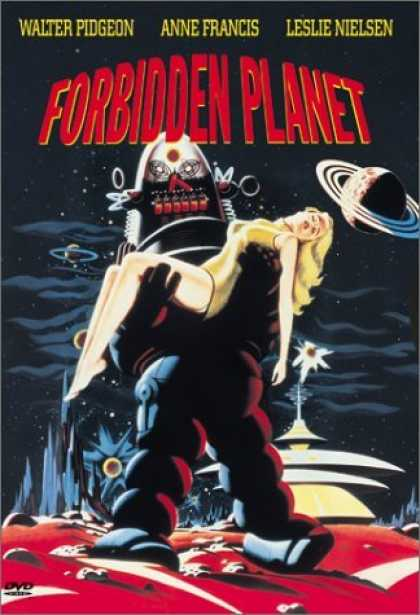 Bestselling Movies (2006) - Forbidden Planet by Fred M. Wilcox