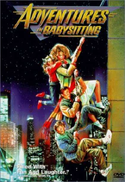 Bestselling Movies (2006) - Adventures in Babysitting by Chris Columbus