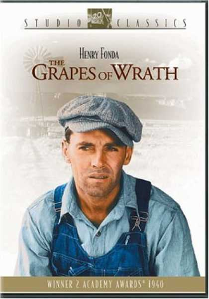 Bestselling Movies (2006) - The Grapes of Wrath by John Ford