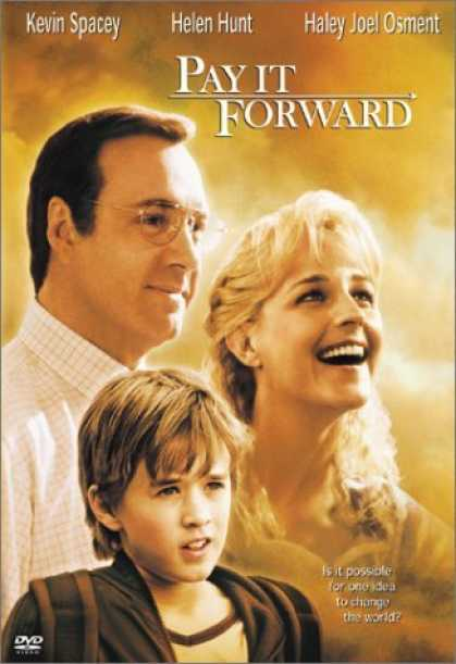 Bestselling Movies (2006) - Pay It Forward by Mimi Leder