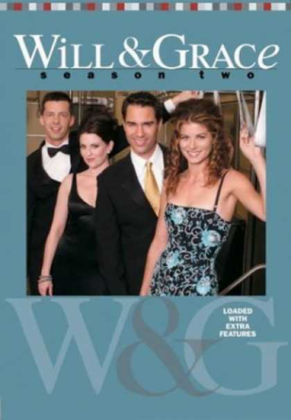 Bestselling Movies (2006) - Will & Grace - Season Two by James Burrows (II)