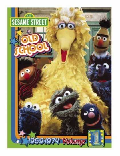 Bestselling Movies (2006) - Sesame Street - Old School, Vol. 1 (1969-1974)