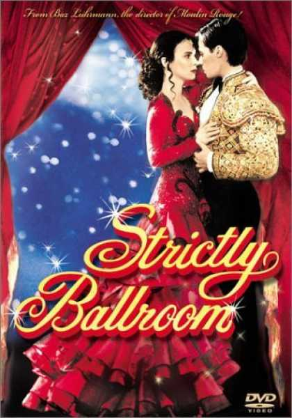 Bestselling Movies (2006) - Strictly Ballroom by Baz Luhrmann