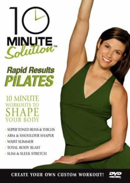 Bestselling Movies (2006) - 10 Minute Solution: Rapid Results Pilates