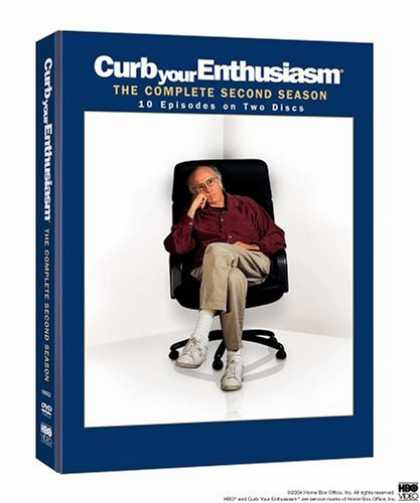 Bestselling Movies (2006) - Curb Your Enthusiasm - The Complete Second Season by Andy Ackerman
