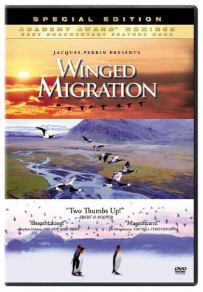 Bestselling Movies (2006) - Winged Migration by Jacques Perrin