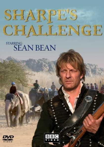 Bestselling Movies (2006) - Sharpe's Challenge by Tom Clegg
