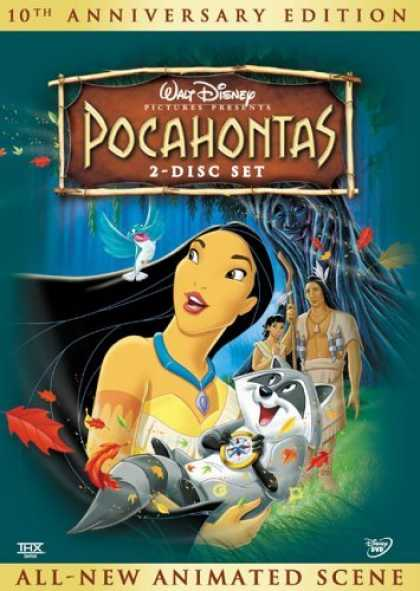 Bestselling Movies (2006) - Pocahontas (10th Anniversary Edition) by Eric Goldberg