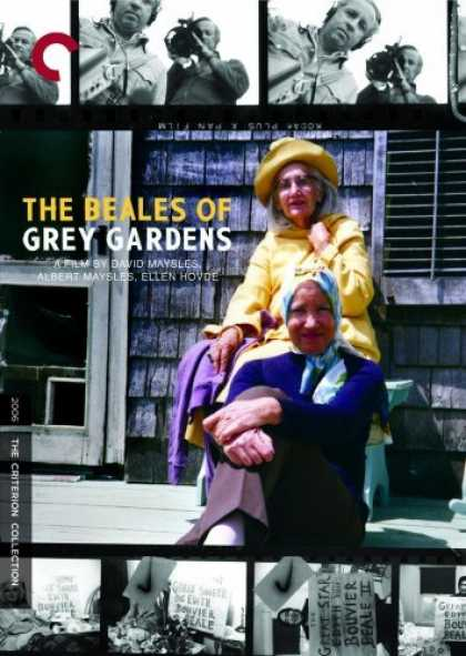 Bestselling Movies (2006) - The Beals of Grey Gardens - Criterion Collection