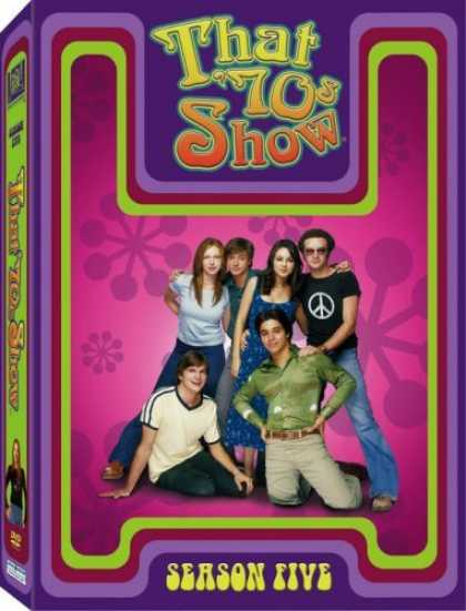 Bestselling Movies (2006) - That '70s Show: Season 5 by David Trainer