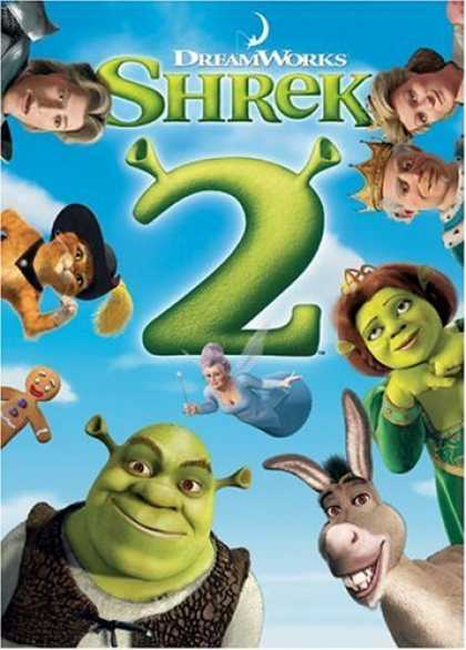 Bestselling Movies (2006) - Shrek 2 (Widescreen Edition) by Andrew Adamson