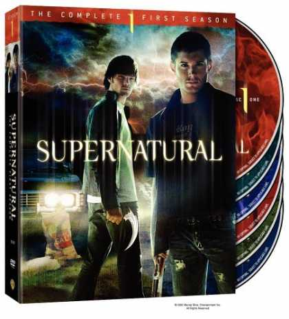 Bestselling Movies (2006) - Supernatural - The Complete First Season