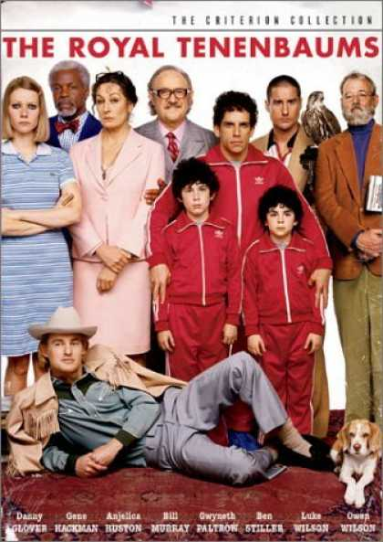 Bestselling Movies (2006) - The Royal Tenenbaums (The Criterion Collection)