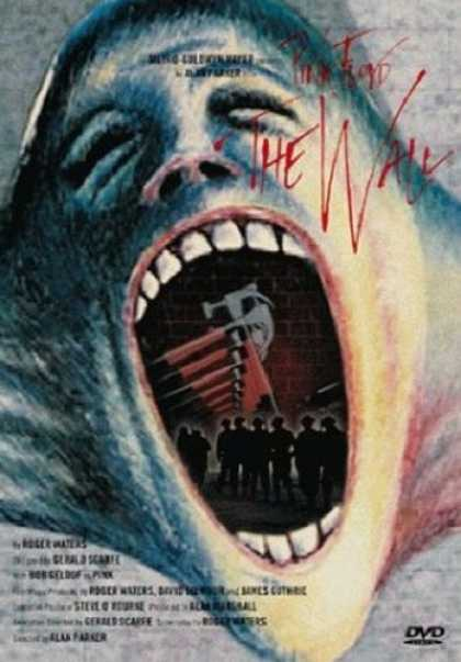 Bestselling Movies (2006) - Pink Floyd - The Wall 25th Anniversary (Deluxe Edition) by Alan Parker