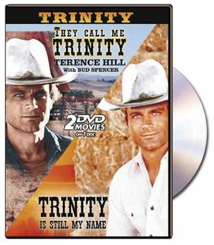 Bestselling Movies (2006) - They Call Me Trinity/Trinity is Still My Name by Enzo Barboni