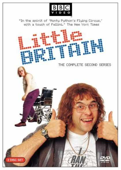 Bestselling Movies (2006) - Little Britain - The Complete Second Series by Declan Lowney