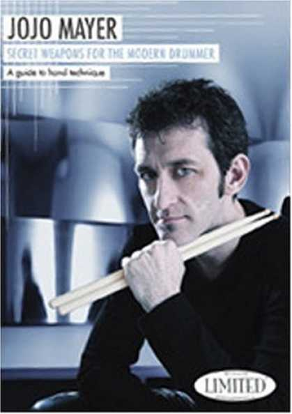 Bestselling Movies (2007) - Secret Weapons for the Modern Drummer DVD