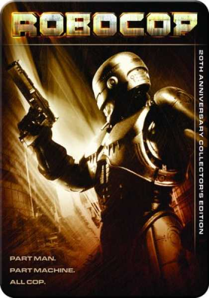 Bestselling Movies (2007) - Robocop (20th Anniversary Collector's Edition) by Paul Verhoeven