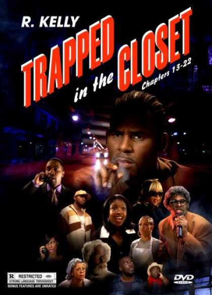 Bestselling Movies (2007) - Trapped in the Closet: Chapters 13-22 by Jim Swaffield