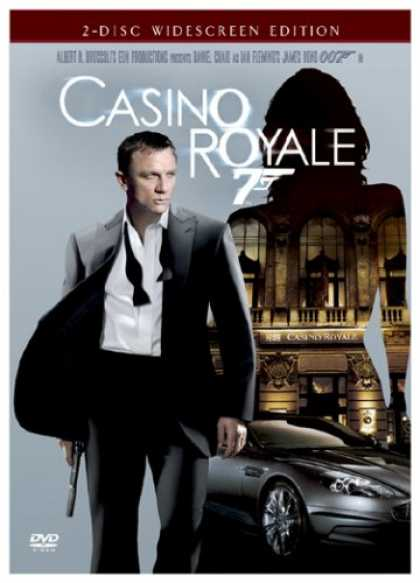 Bestselling Movies (2007) - Casino Royale (2-Disc Widescreen Edition) by Martin Campbell