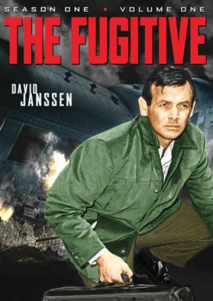Bestselling Movies (2007) - The Fugitive - Season One, Vol. 1