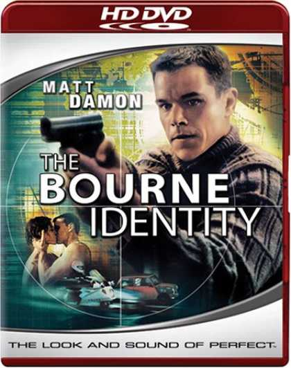 Bestselling Movies (2007) - The Bourne Identity [HD DVD] by Doug Liman