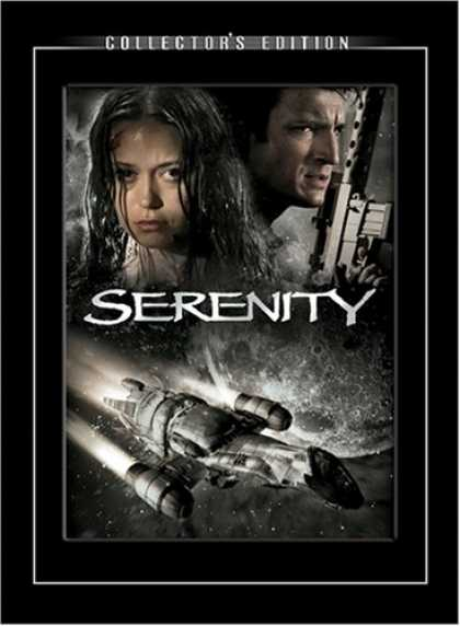 Bestselling Movies (2007) - Serenity (Collector's Edition) by Joss Whedon