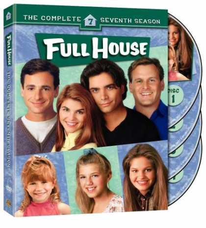 Bestselling Movies (2007) - Full House - The Complete Seventh Season