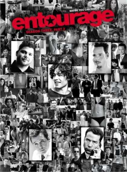 Entourage - Season Three movie