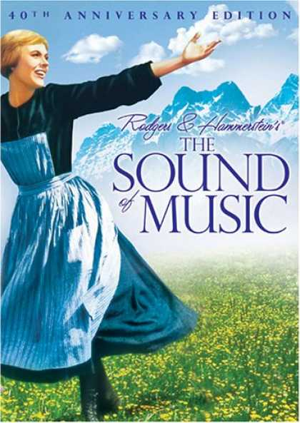 Bestselling Movies (2007) - The Sound of Music (Two-Disc 40th Anniversary Special Edition) by Robert Wise