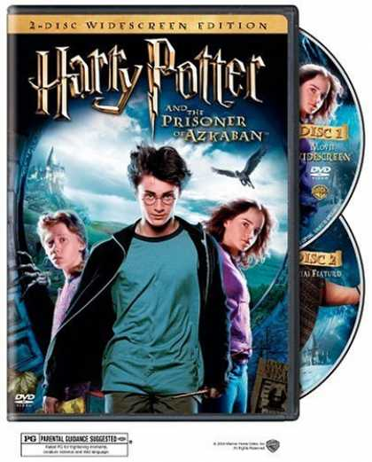 Bestselling Movies (2007) - Harry Potter and the Prisoner of Azkaban (Two-Disc Special Edition) (Harry Potte