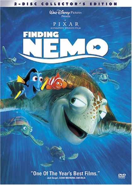 Bestselling Movies (2007) - Finding Nemo (Two-Disc Collector's Edition) by Stanton, Andrew