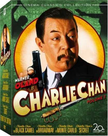 Bestselling Movies (2007) - Charlie Chan Collection, Vol. 3 (Charlie Chan's Secret / Charlie Chan at Monte C