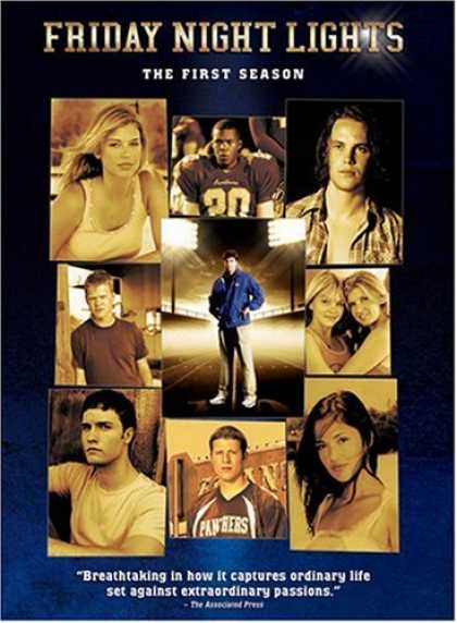 Bestselling Movies (2007) - Friday Night Lights - The First Season