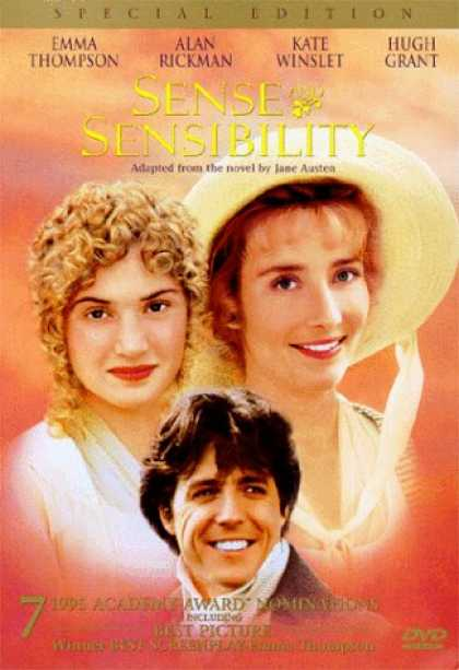 Bestselling Movies (2007) - Sense & Sensibility (Special Edition) by Ang Lee