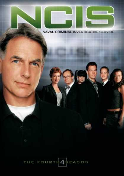 Bestselling Movies (2007) - NCIS Naval Criminal Investigative Service - The Fourth Season