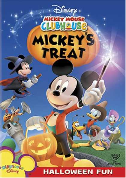 Bestselling Movies (2007) - Mickey Mouse Clubhouse - Mickey's Treat