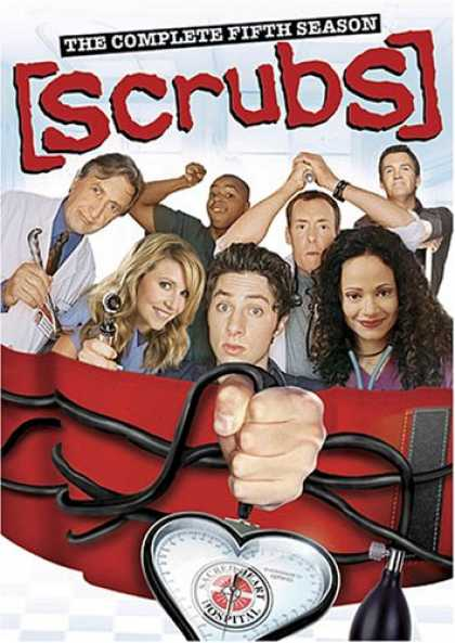 Bestselling Movies (2007) - Scrubs - The Complete Fifth Season