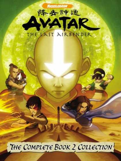 Bestselling Movies (2007) - Avatar The Last Airbender - The Complete Book 2 Collection