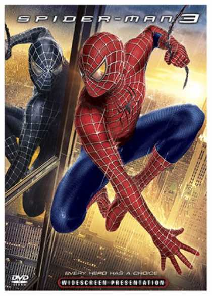 Bestselling Movies (2007) - Spider-Man 3 (Widescreen Edition) by Sam Raimi