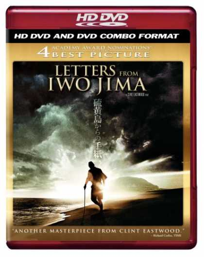 Bestselling Movies (2007) - Letters from Iwo Jima (Combo HD DVD and Standard DVD) [HD DVD] by Clint Eastwood