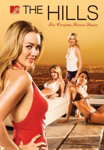 Bestselling Movies (2007) - The Hills - The Complete Second Season
