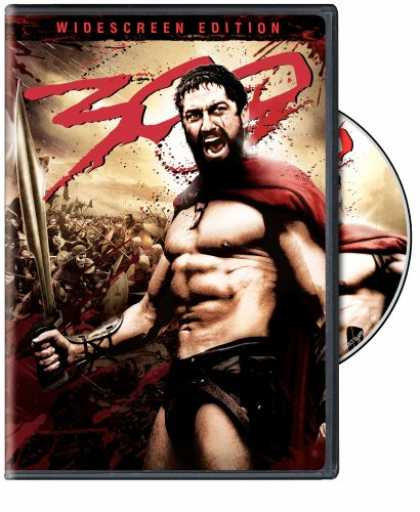 Bestselling Movies (2007) - 300 (Widescreen Edition) by Zack Snyder