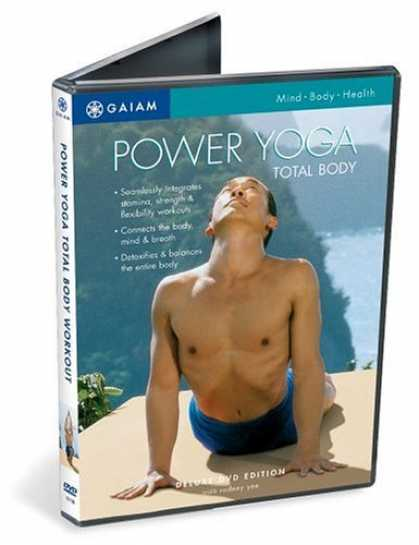 Bestselling Movies (2007) - Power Yoga - Total Body Workout by Ted Landon