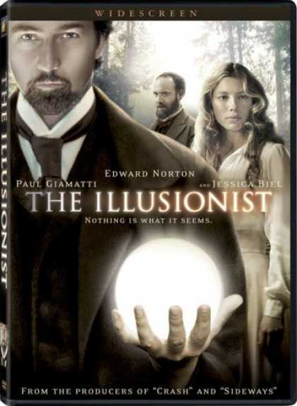 Bestselling Movies (2007) - The Illusionist (Widescreen Edition) by Neil Burger